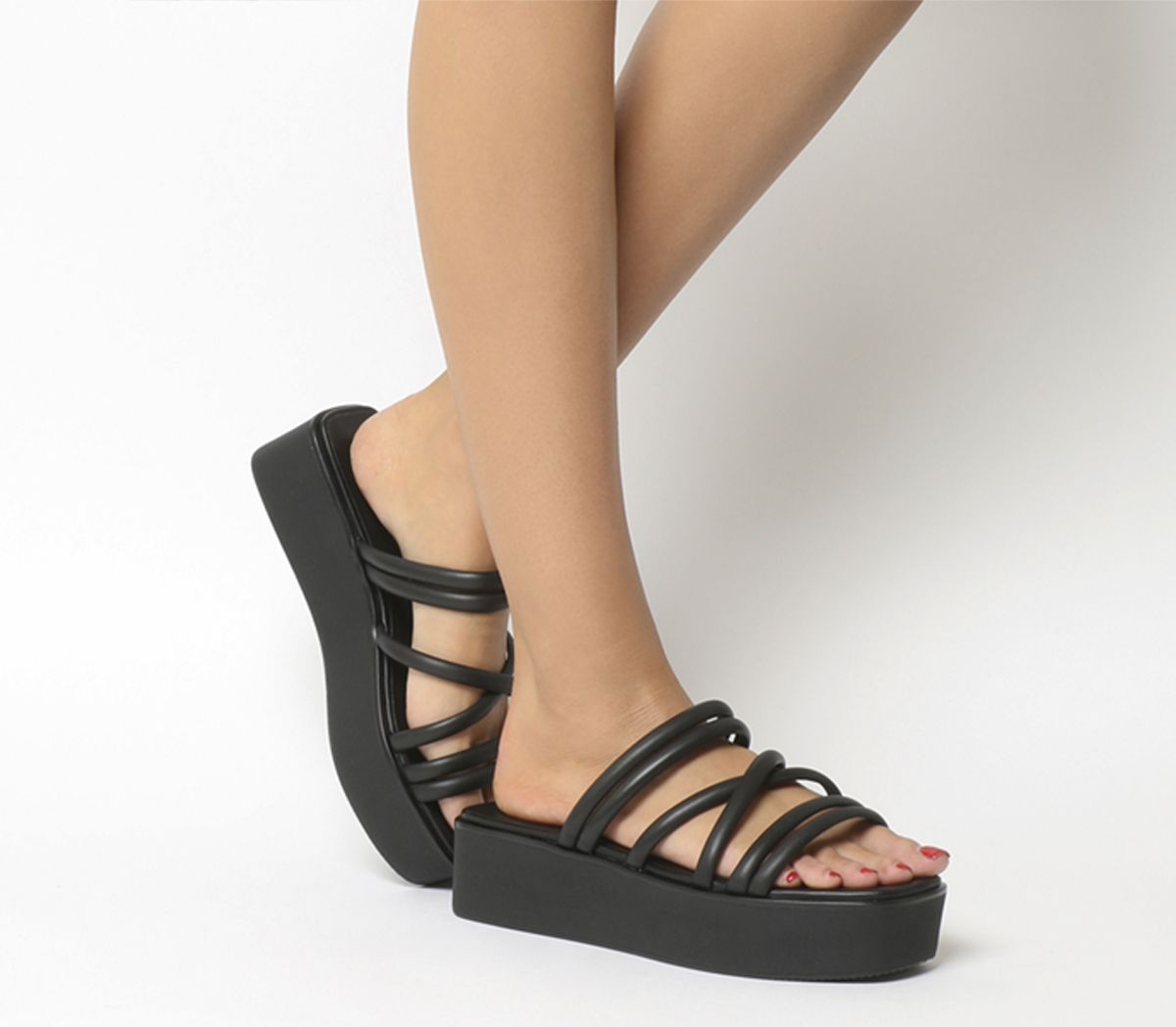 7cc39857d497 Vagabond Bonnie Wedge Black - Sandals