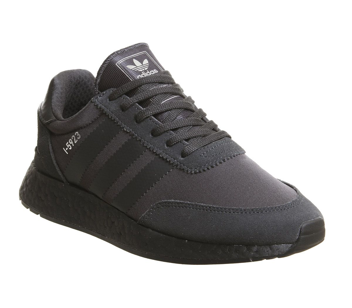 498536e80cbf adidas I-5923 Trainers Carbon Core Black - Hers trainers