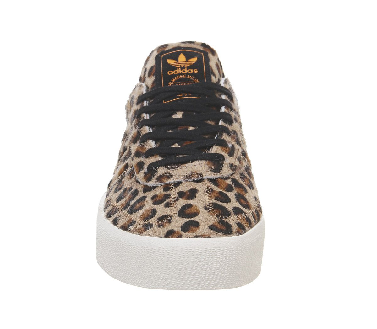 71c1d57fd6af76 adidas Samba Rose Trainers Leopard Black Off White - Hers trainers