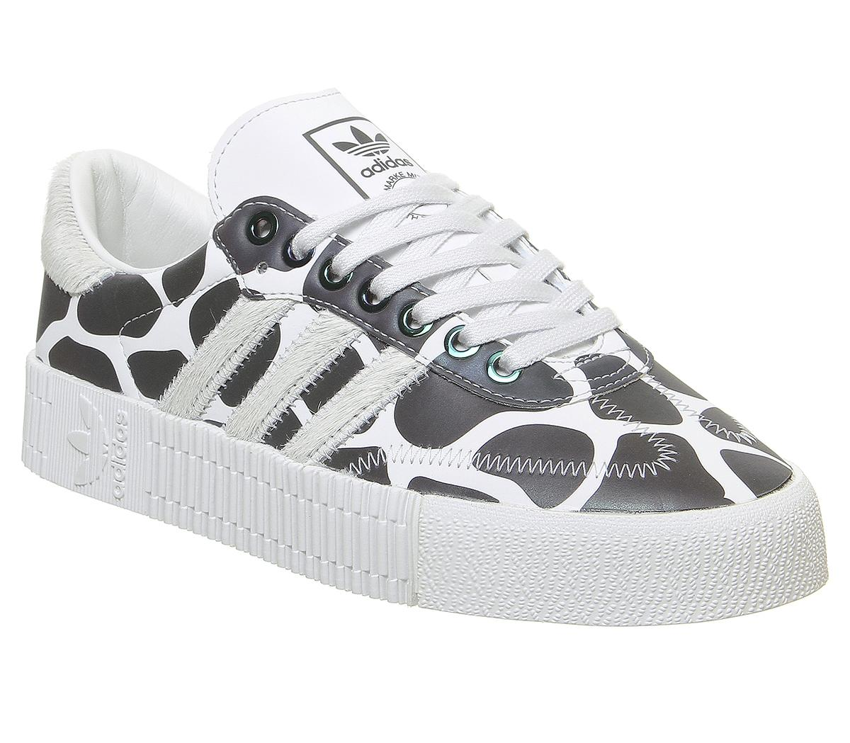 adidas roses trainers