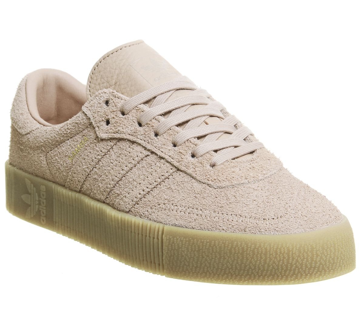 009c47ced1643 adidas Samba Rose Trainers Ash Pearl Gum - Hers trainers