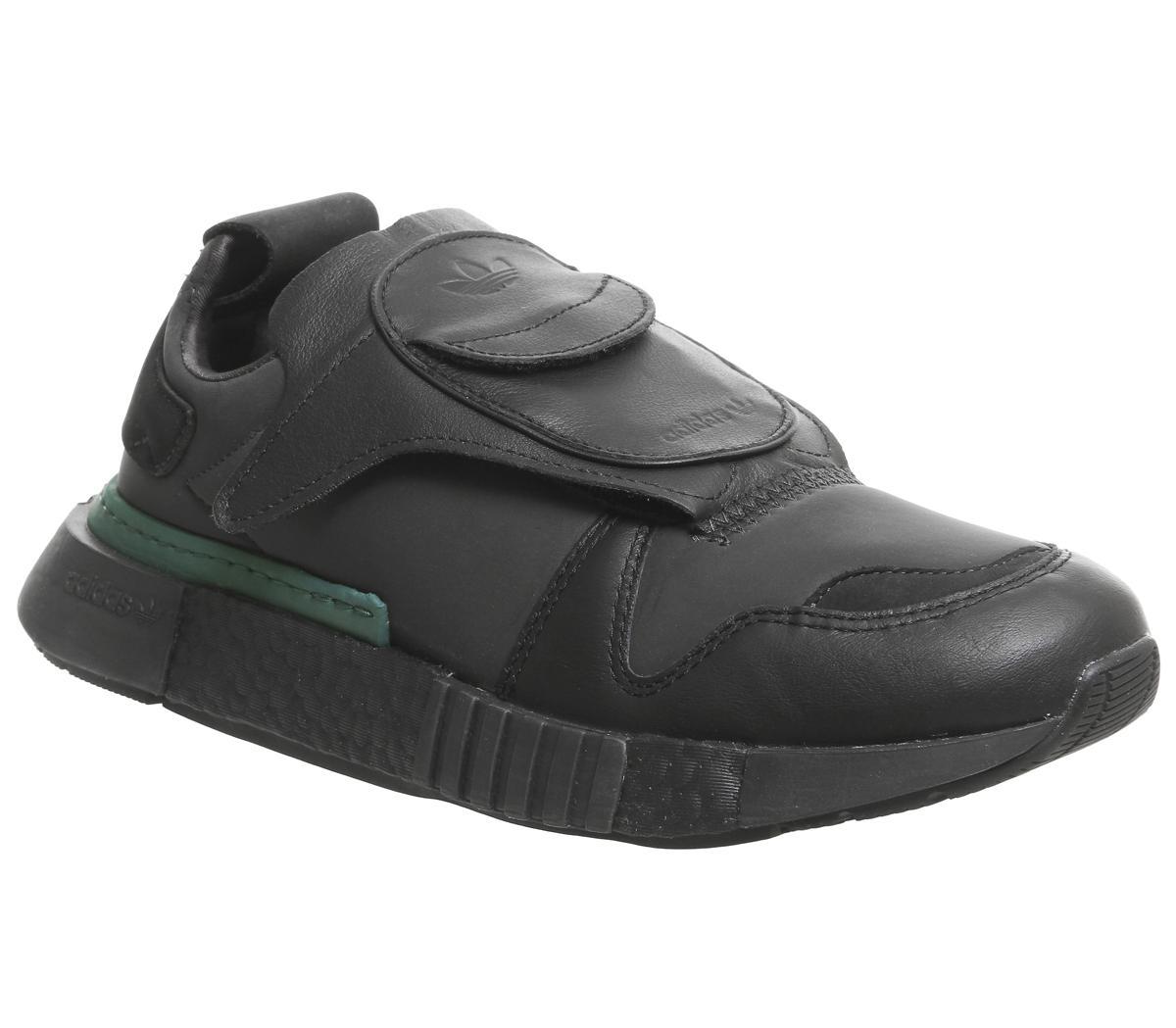 social arrastrar Desagradable  adidas Futurepacer Trainers Core Black Carbon White - His trainers