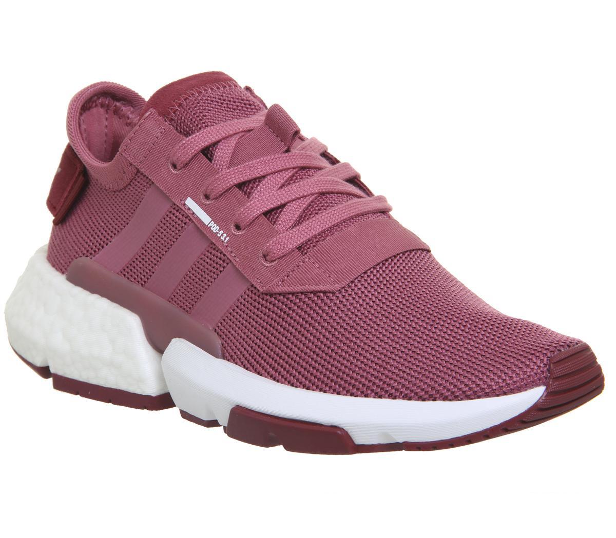adidas Pod S3.1 Trainers Trace Maroon - Sneaker damen