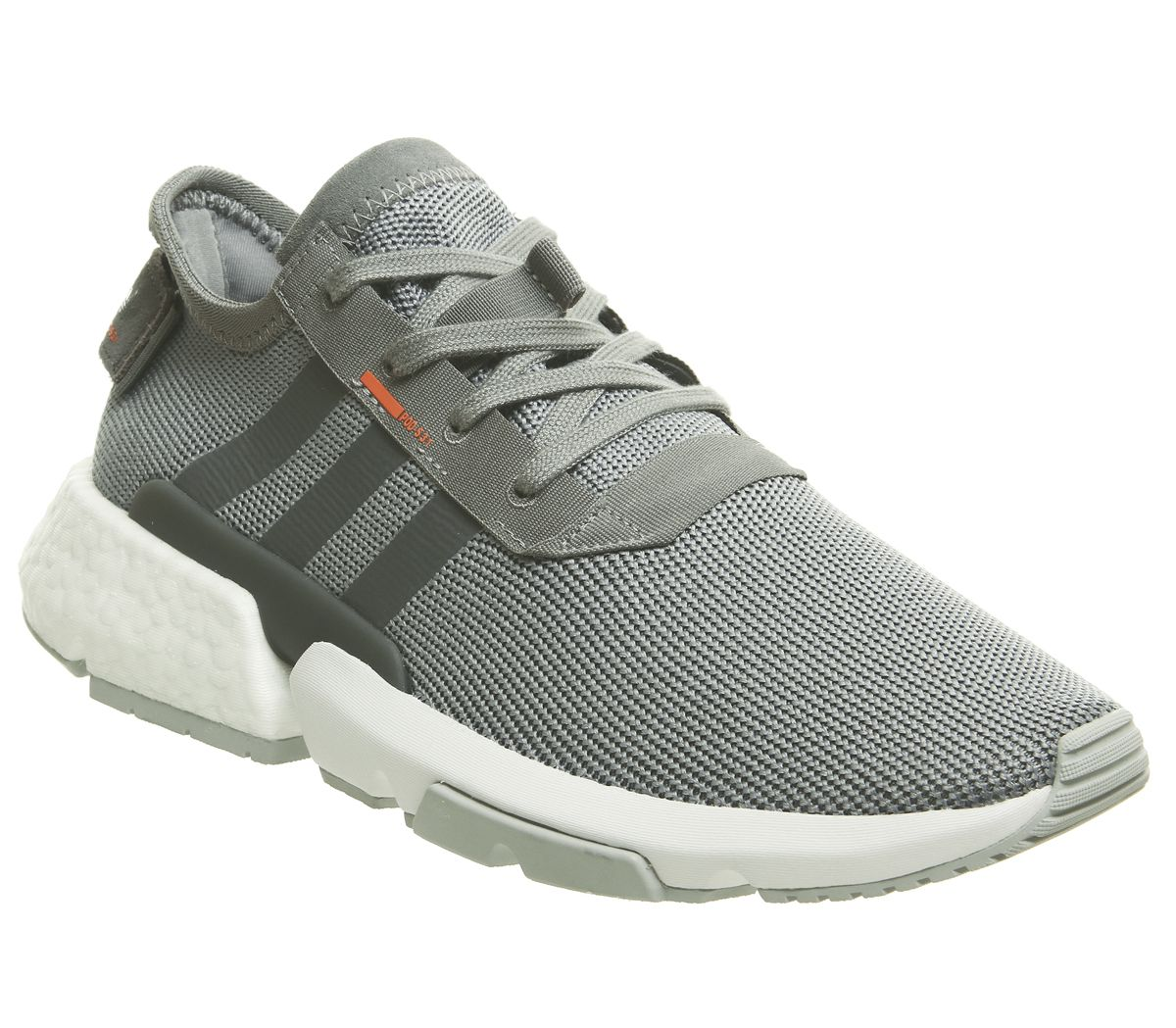 01281c05b6a1 adidas Pod S3.1 Trainers Grey Three Solar Orange - His trainers