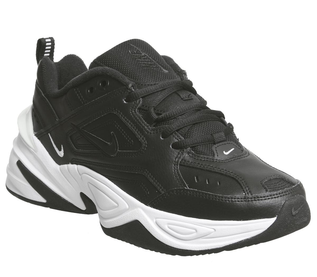 Nike M2k Tekno Trainers Black Black