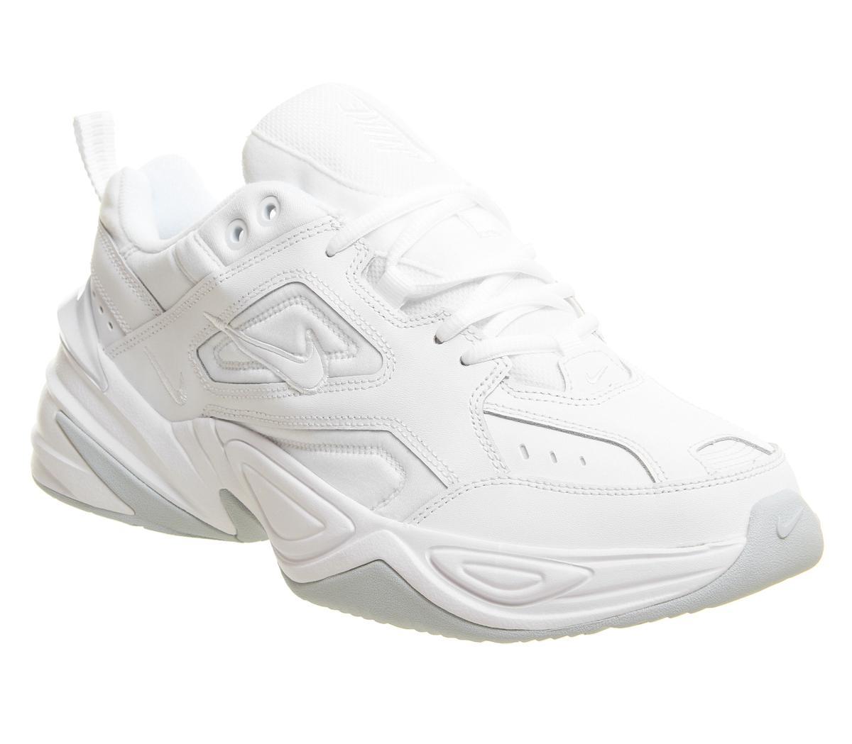 Nike M2k Tekno Trainers White Pure