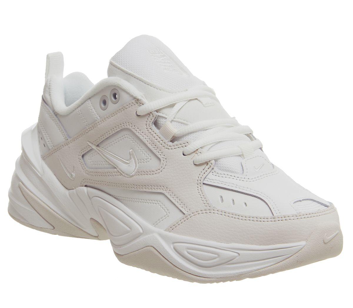 the best attitude 359f3 6396c Nike M2k Tekno Trainers Phantom Summit White - Hers trainers
