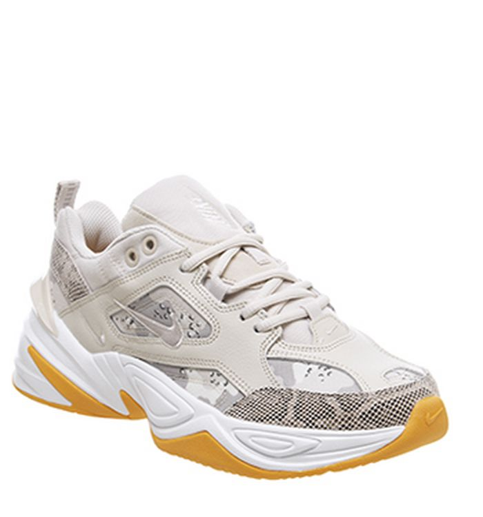 huge selection of 3c21d cebd1 Launching 23-05-2019 · Nike M2k Tekno Trainers Orewood Brown Moon Particle  Hyper Pink