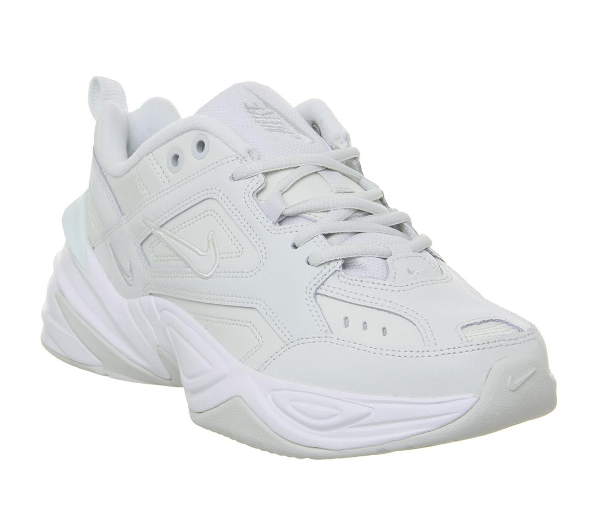 Nike M2k Tekno Trainers Spruce Aura Sail Summit White F Hers Trainers