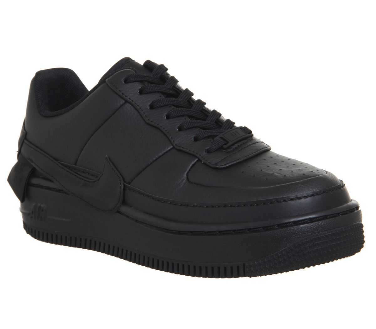 new arrival e5d35 e49cd Nike AF1 Jester XX Trainer Black Mono - Hers trainers