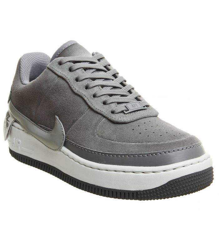 reputable site ce23a 2b349 Nike Air Force 1 Ps Trainers Mineral Spurce Pale Ivory - Unisex