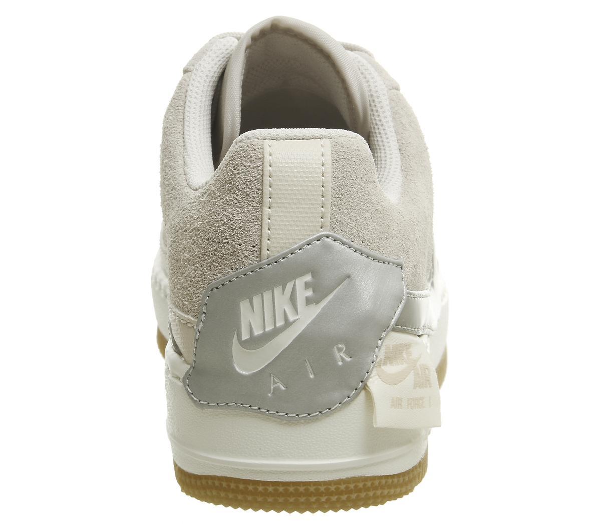 Nike Air Force 1 Jester Desert Sand Sneaker damen