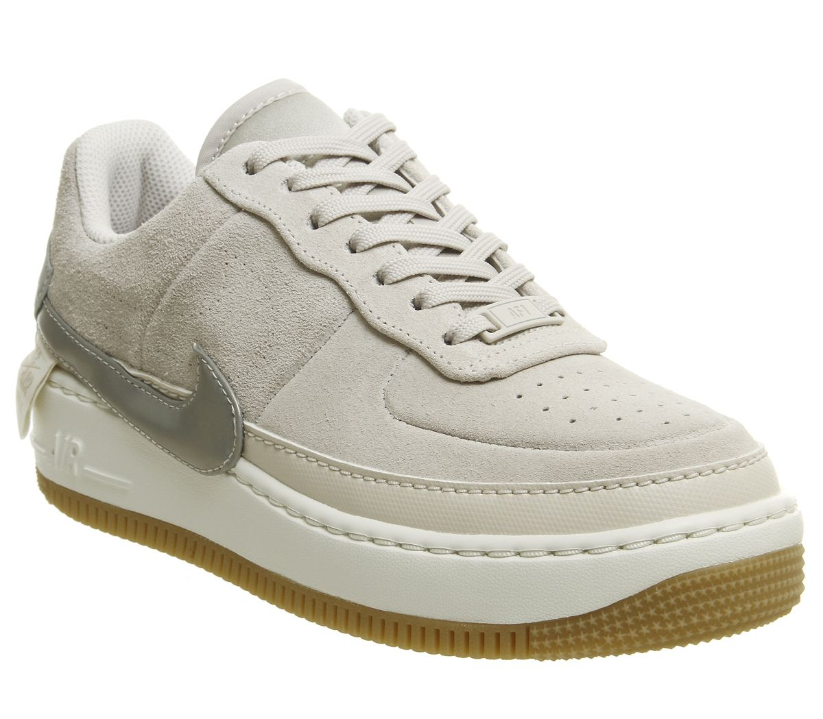 the best attitude 8df77 6e537 Nike Air Force 1 Jester Trainers Desert Sand - Hers trainers