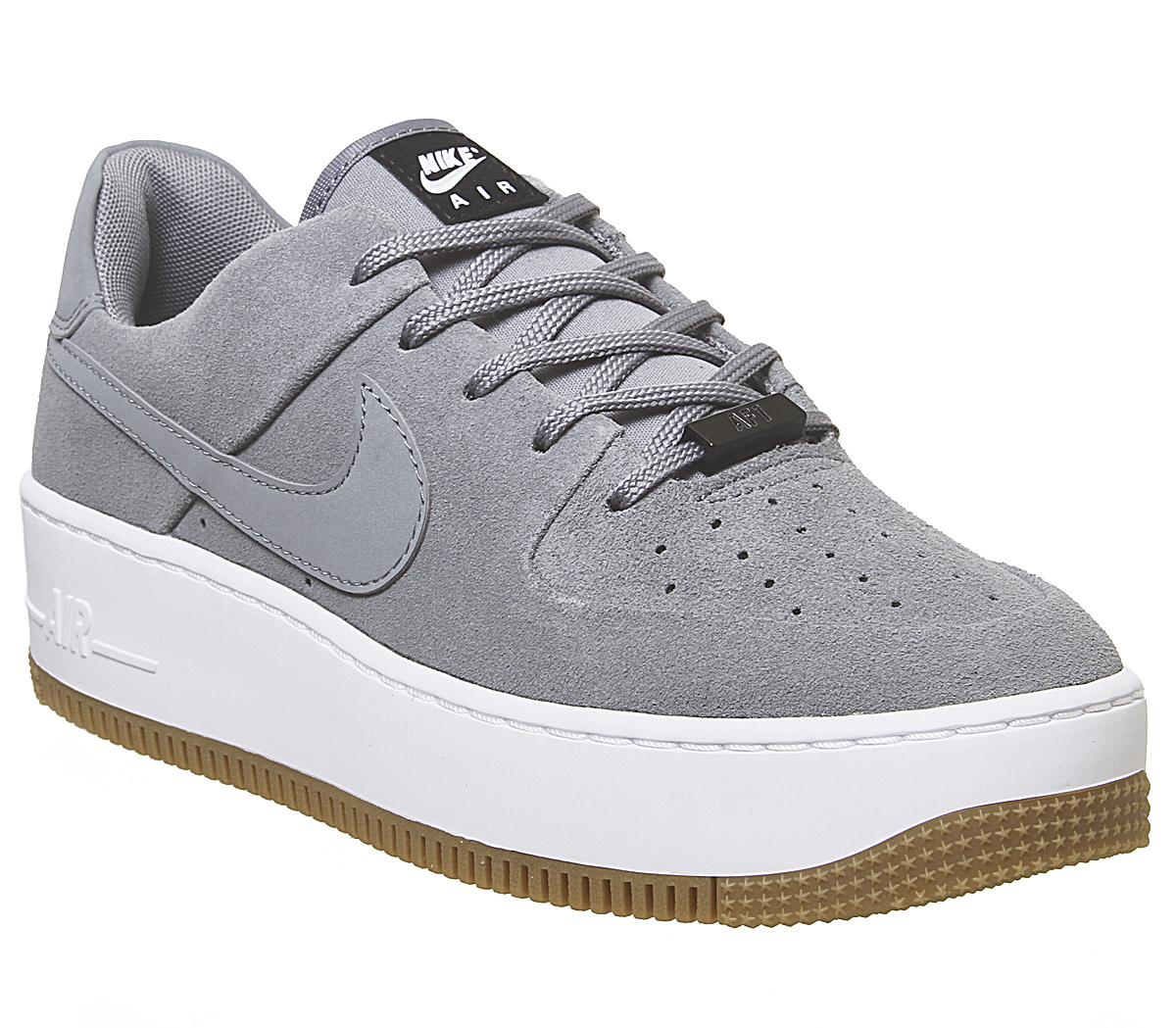 Nike Air Force 1 Sage Trainers Cool
