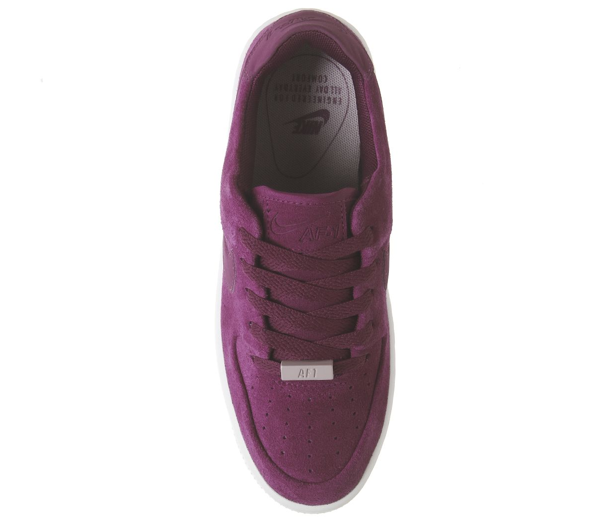 competitive price aa505 e7345 Air Force 1 Sage Trainers