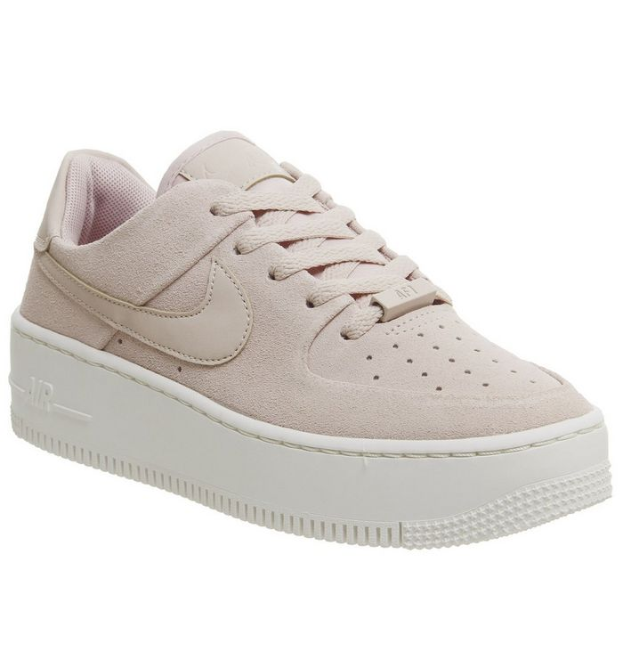 competitive price bbbb0 36f95 Air Force 1 Sage Trainers