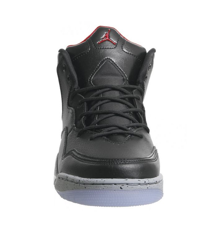 59eb0b3ee8a Jordan Jordan Courtside 23 Black Gym Red Particle Grey - His trainers
