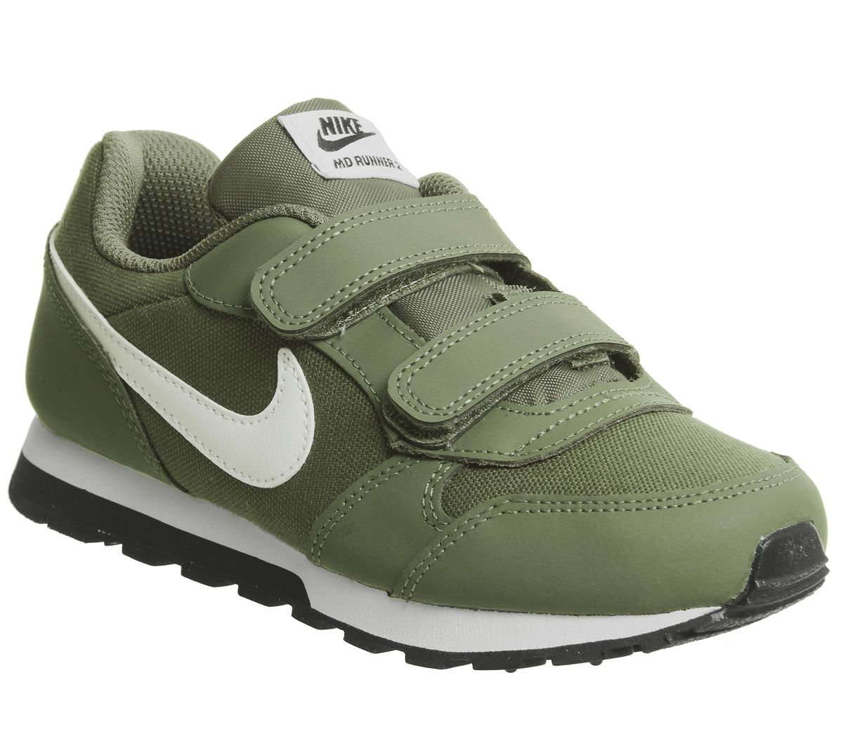 916026ec09 Nike Md Runner Ps Medium Olive White Black - Unisex