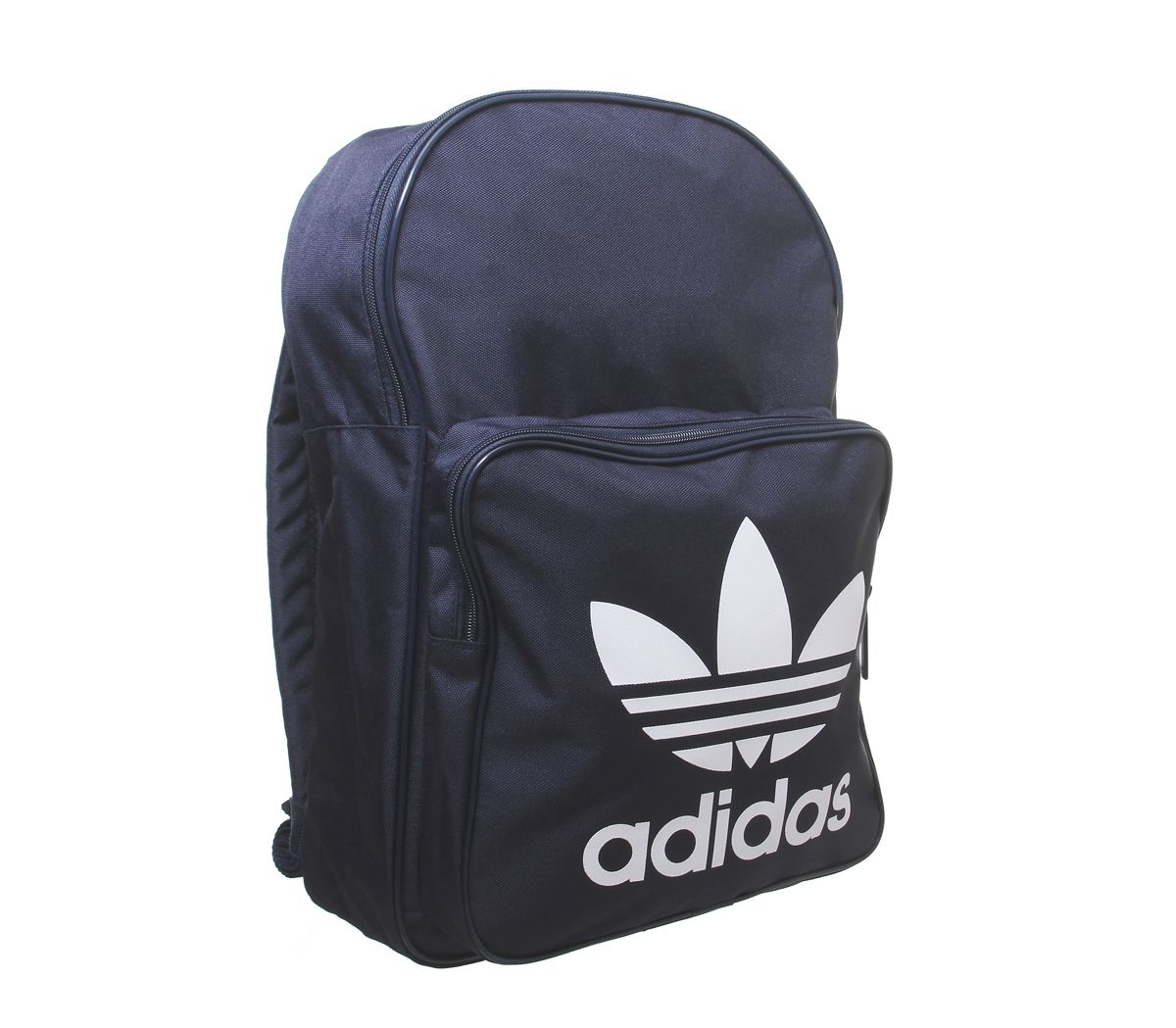 reputable site c347a beacd adidas Classic Trefoil Backpack Collegiate Navy White - Accessories