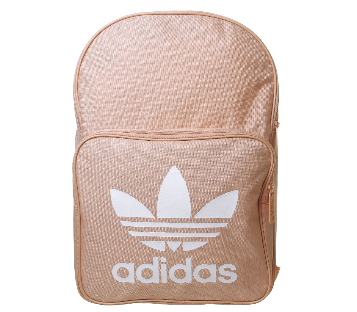 4d39430c4 adidas Classic Trefoil Backpack Dust Pink White - Accessories