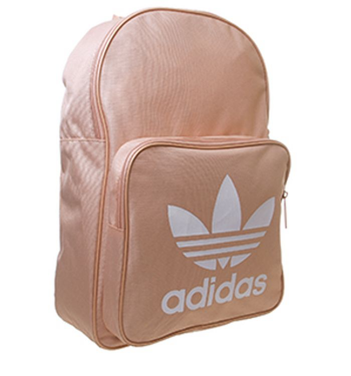 fdf10e13cb 13-03-2019 · Adidas Classic Trefoil Backpacks Dust Pink White