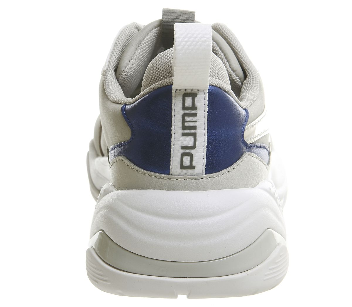 78151d32be39 Puma Thunder Electric Trainers Puma White Grey Violet Puma - Hers ...