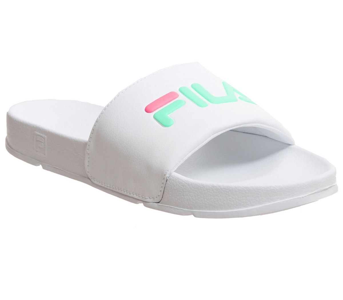 7cf0ad0fd298 Fila Drifter Slide White Cockatoo Desert Flower - Sandals