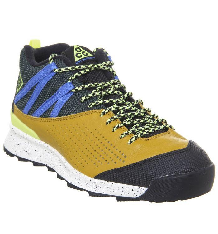 promo code 0ae81 f3349 Okwahn Ii Og Trainers  Nike, Okwahn Ii Og Trainers, Dark Citron Volt Glow  Green ...