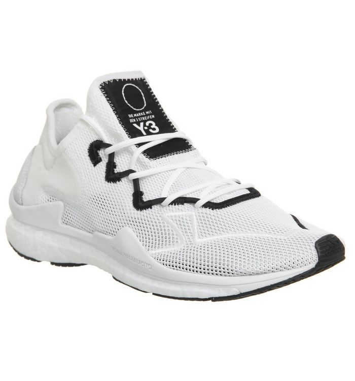 5a1cd259b adidas Y3 Y-3 Adizero Runners White Black Boost - Hers trainers