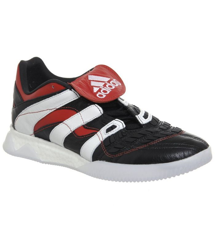 17af9247a42e Adidas Statement Predator Accelerator Tr Core Black White Red - His ...
