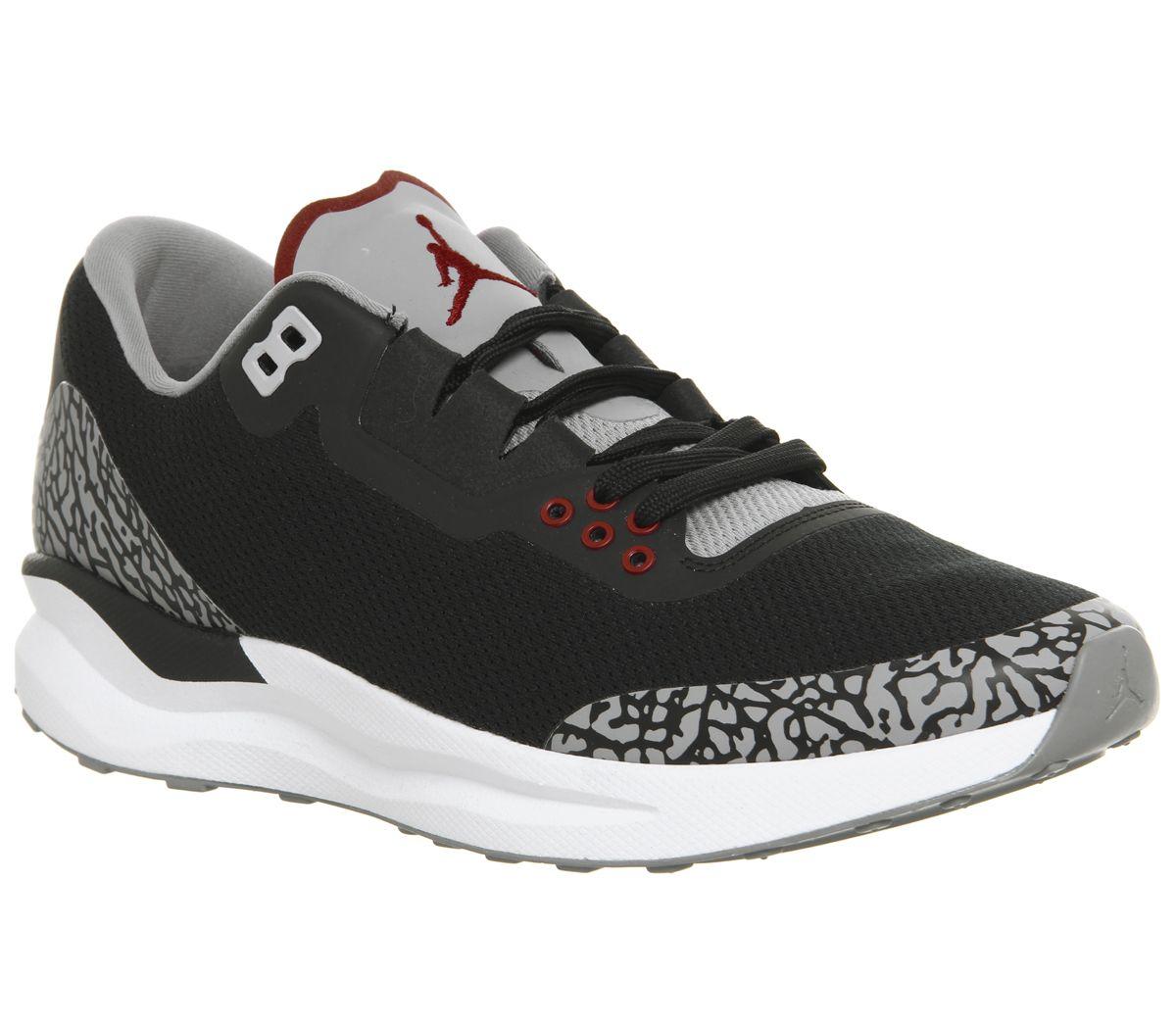 007913abbd5729 Jordan Jordan Zoom Tenacity 88 Black Cement - His trainers