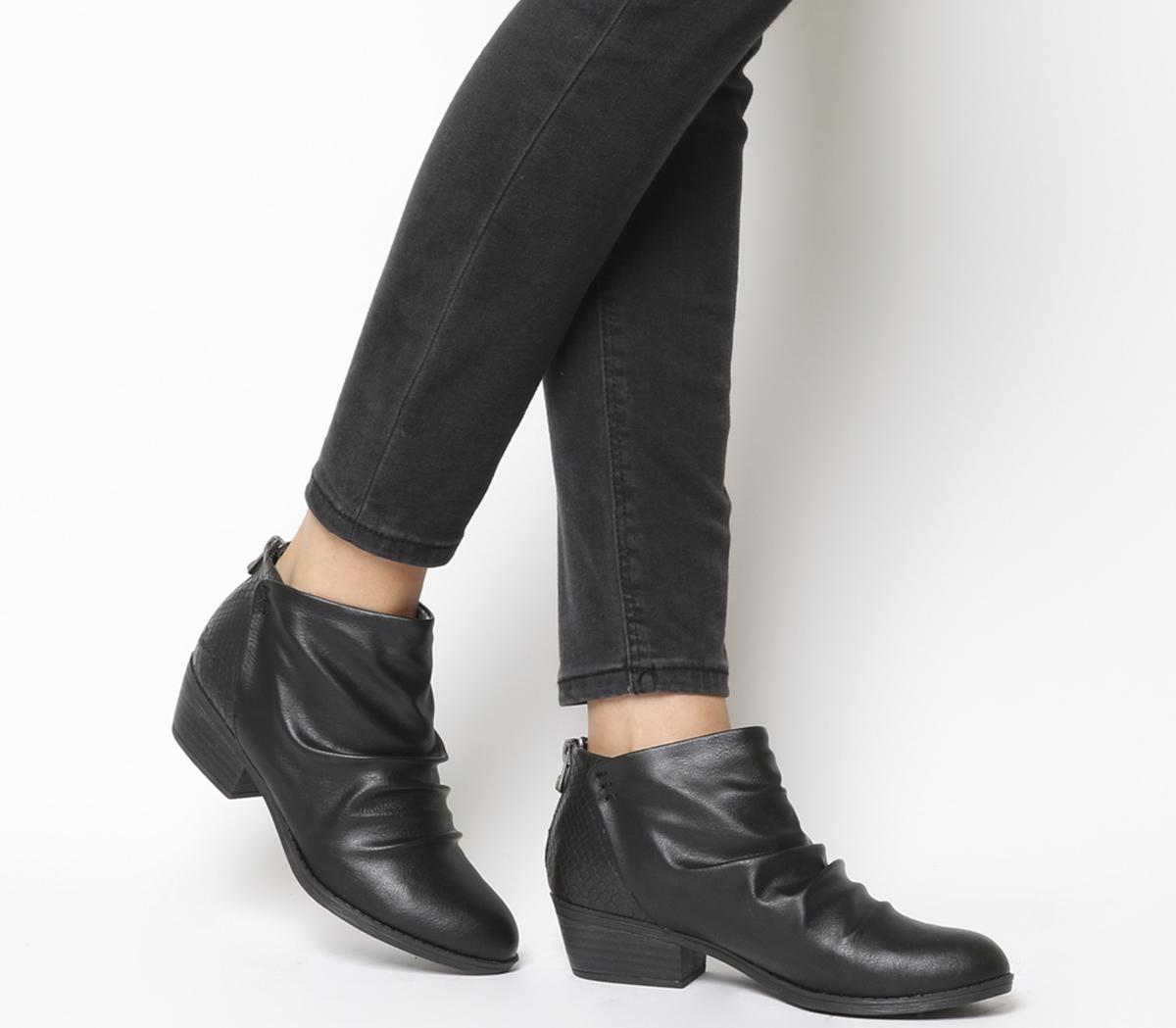 Stood Up Ankle Boots