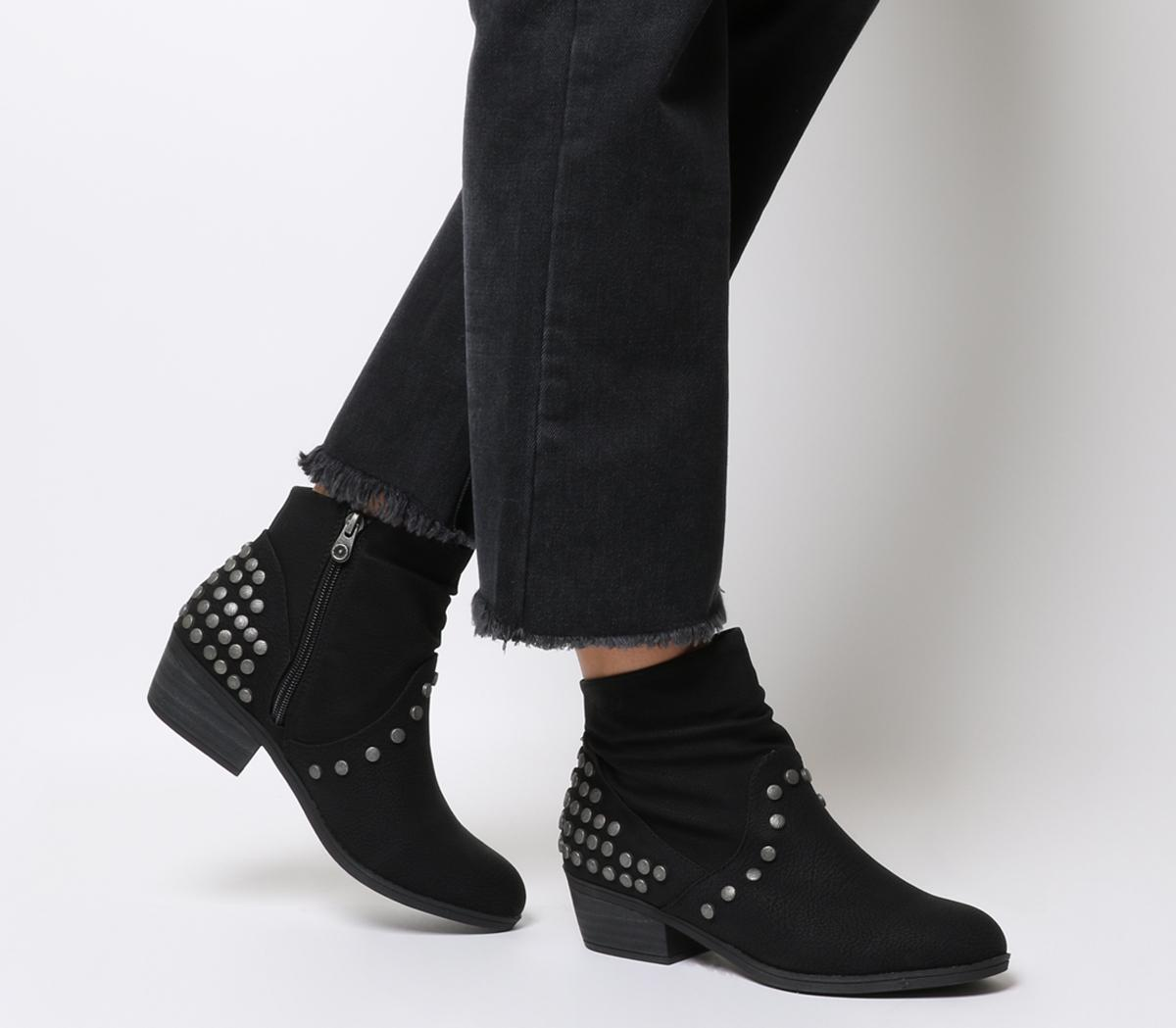 Salinas Stud Boots