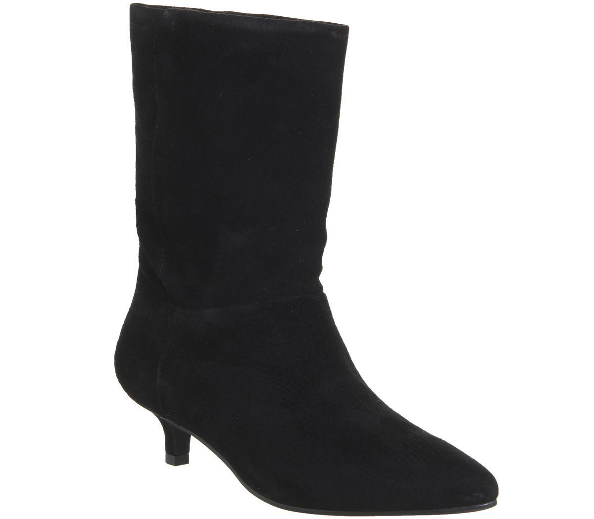 ec9f6e83745 Minna Mid Heeled Boots