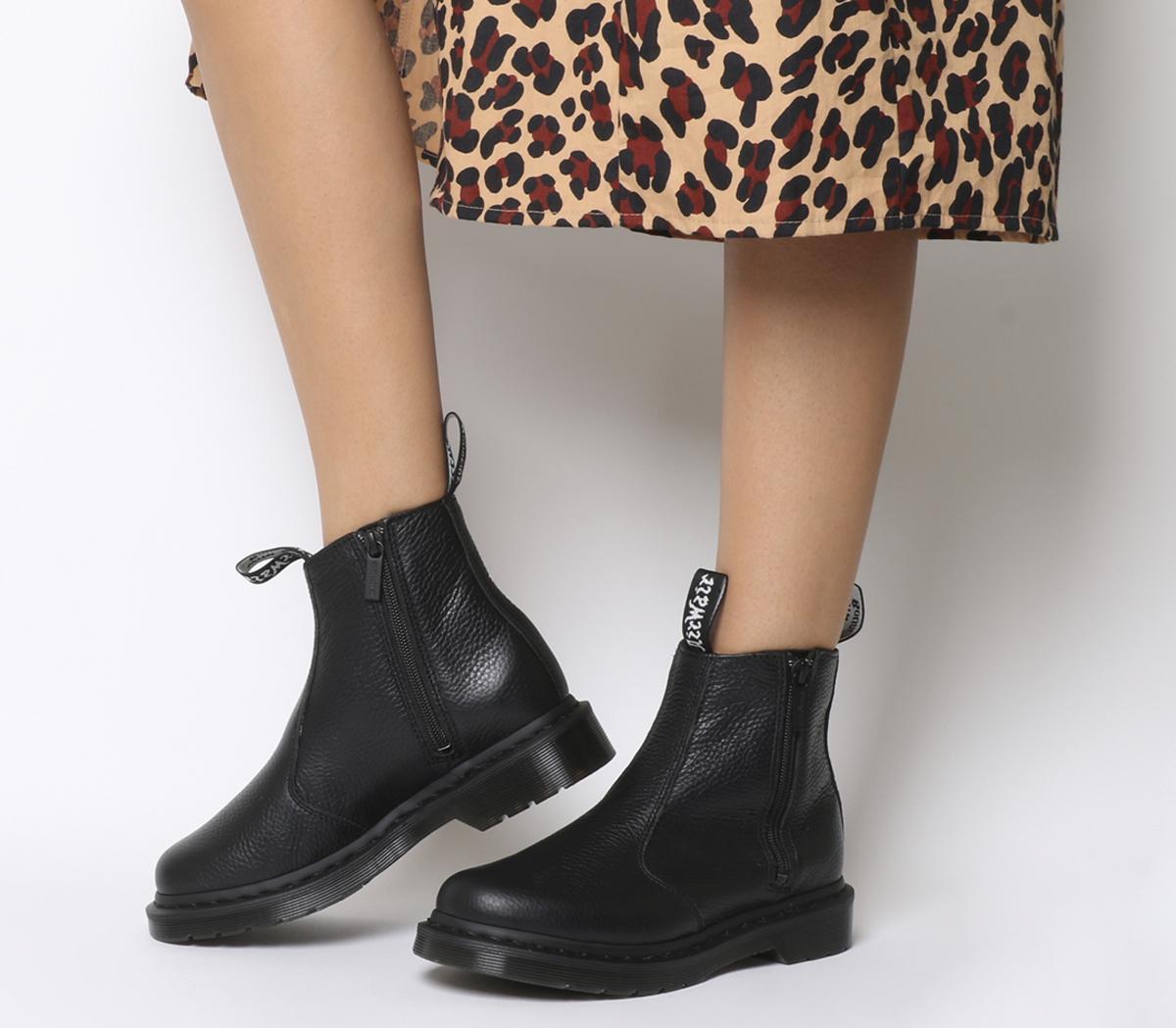 2976 Zip Chelsea Boots