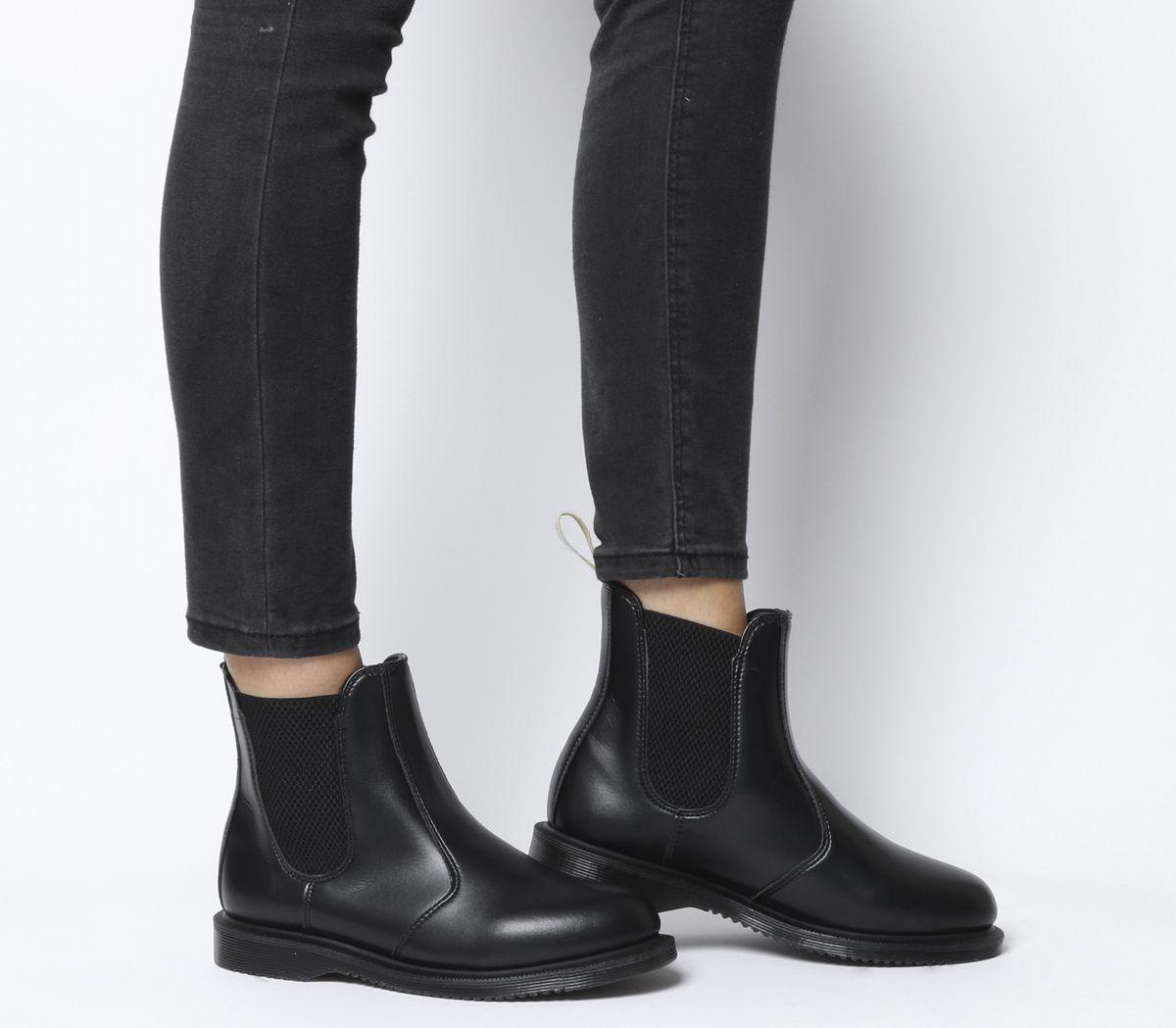 8131c62e7b4 Vegan Flora Chelsea Boots