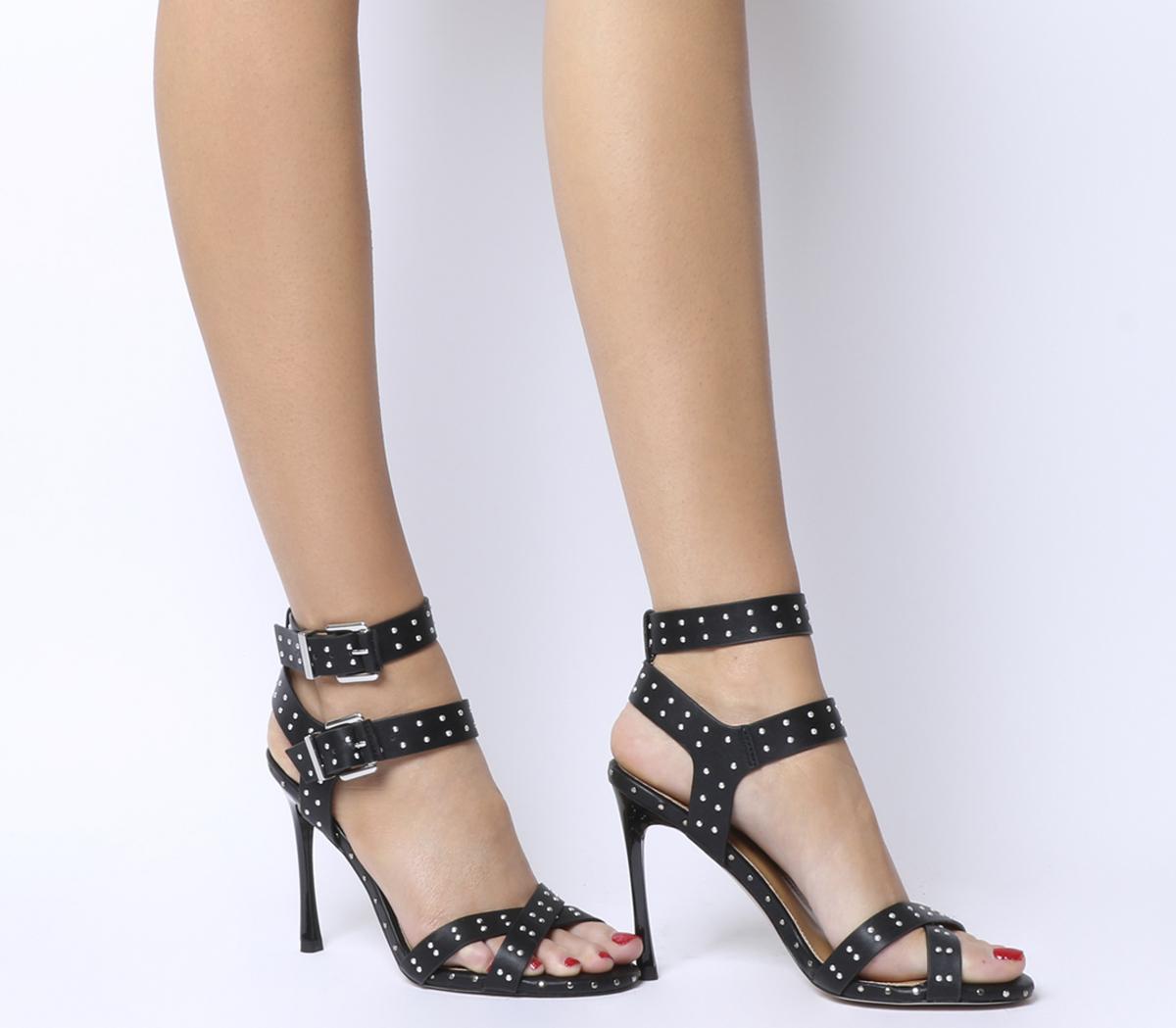 Hardcore Studded Stiletto Heels