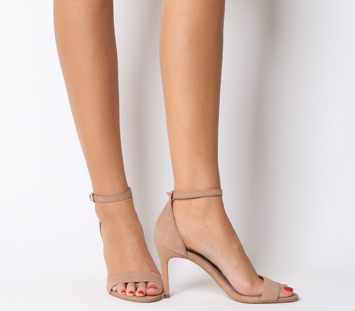 Mimosa Two Part Mid Sandal