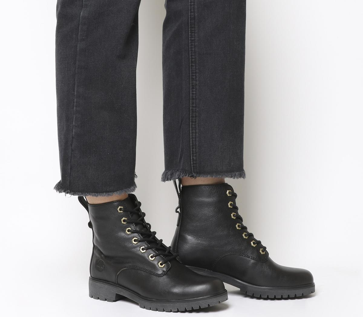 Timberland Lux Lace Up Boots