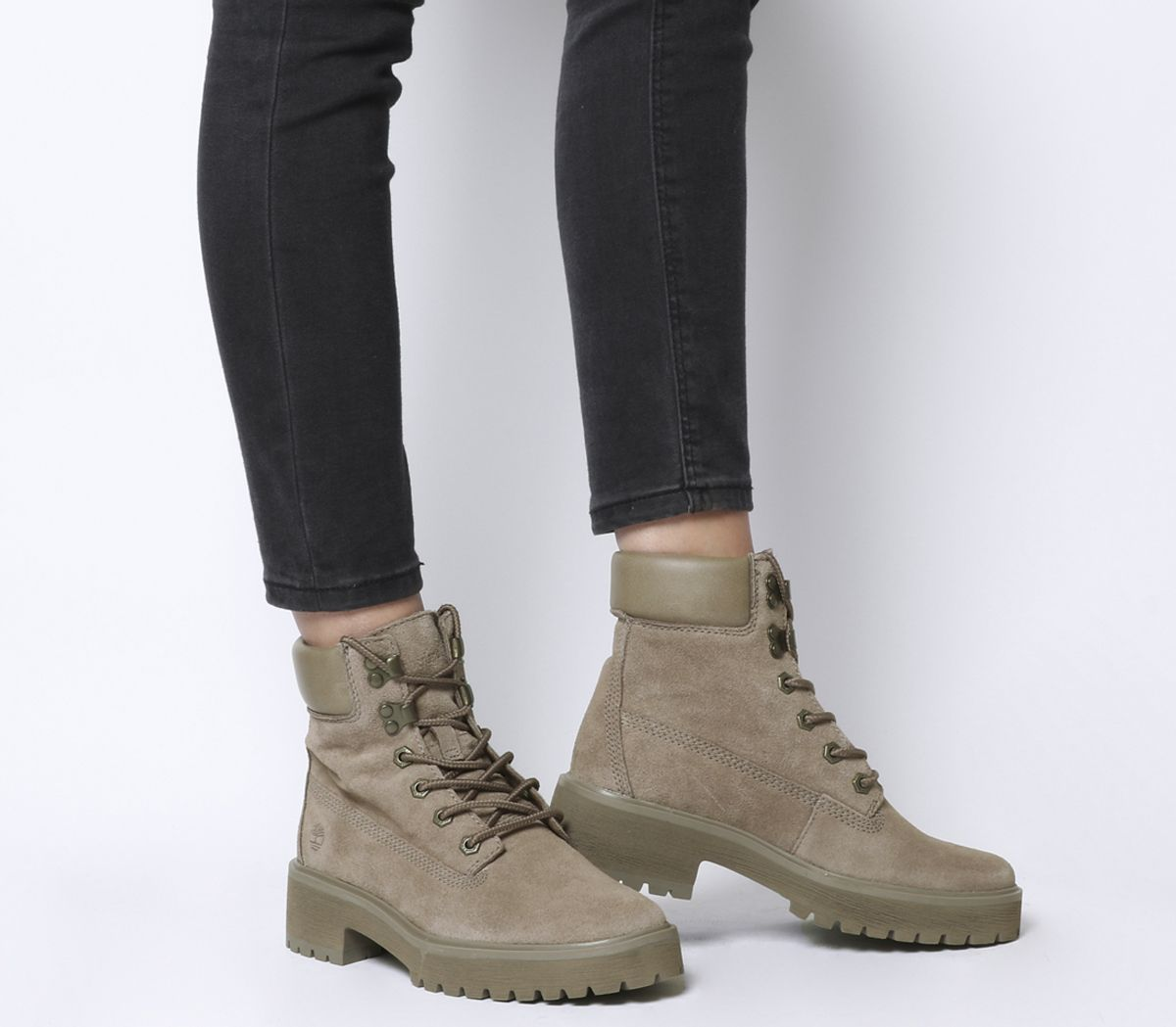 5bd15b0e842 Timberland Carnaby Cool Boots Taupe Grey - Ankle Boots