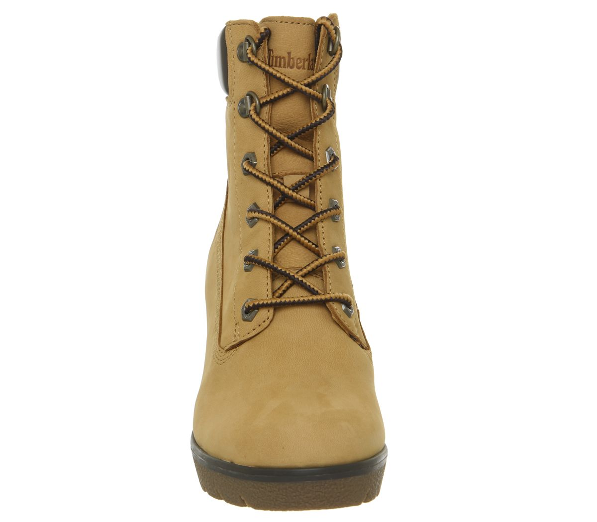 dca2196ca4df Timberland Paris Height 6 Inch Wedges Wheat - Ankle Boots