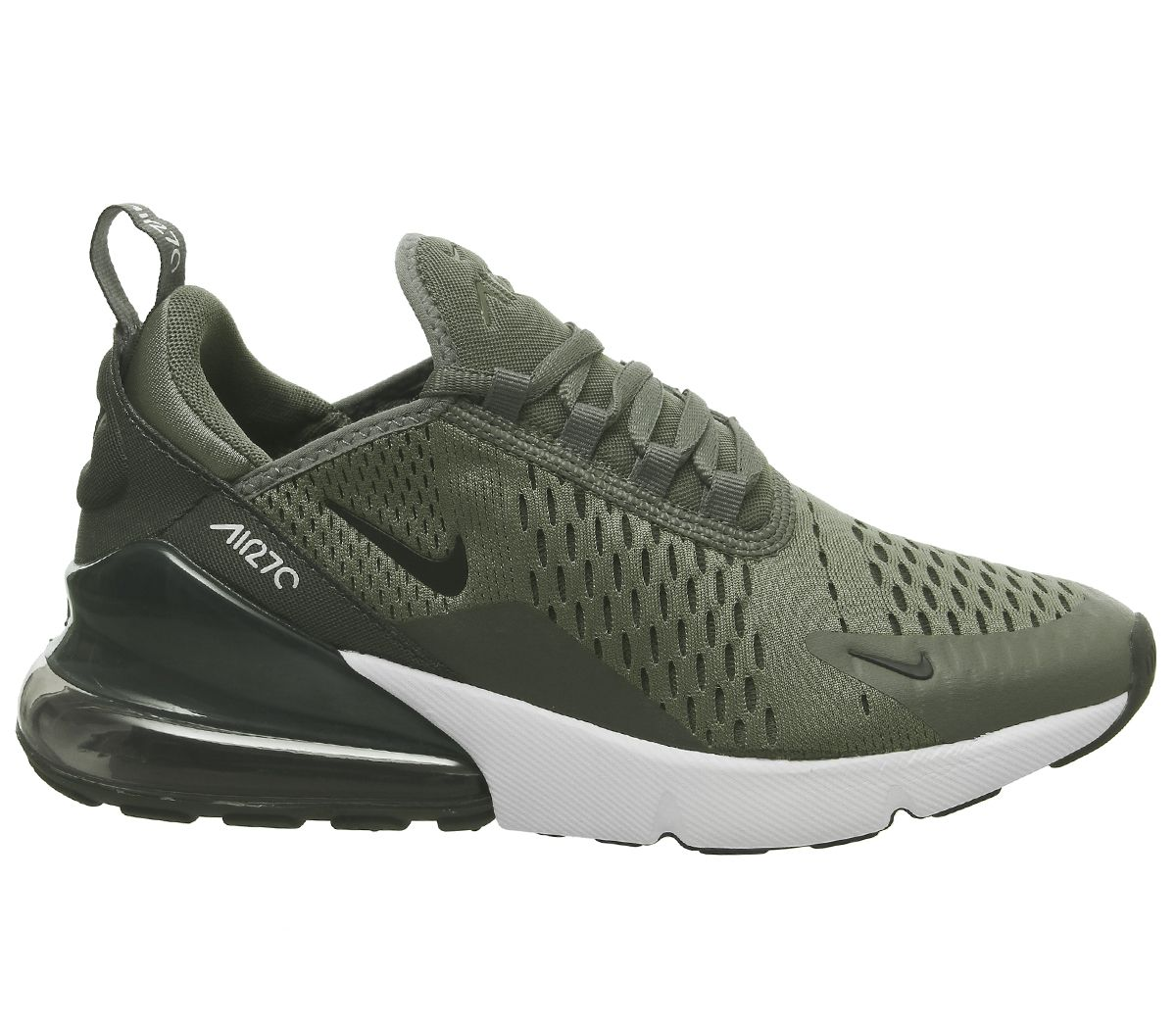 d030b5ad8ae3 Nike Air Max 270 Gs Trainers Vintage Lichen Mineral Spurce - Hers ...