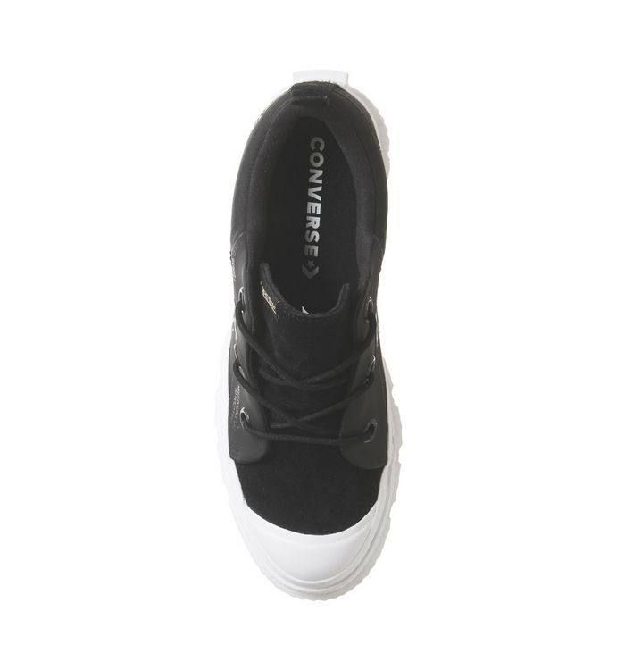 fdaaab2adce1cd Converse One Star Mc18 Ox Trainers Black White White - His trainers
