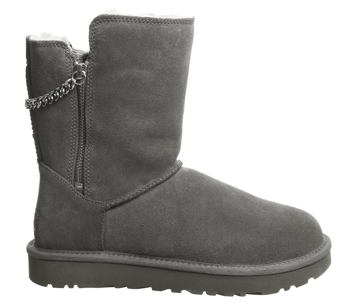 3cc3c1f3a3e Classic Short Sparkle Zip Exclusive Boots