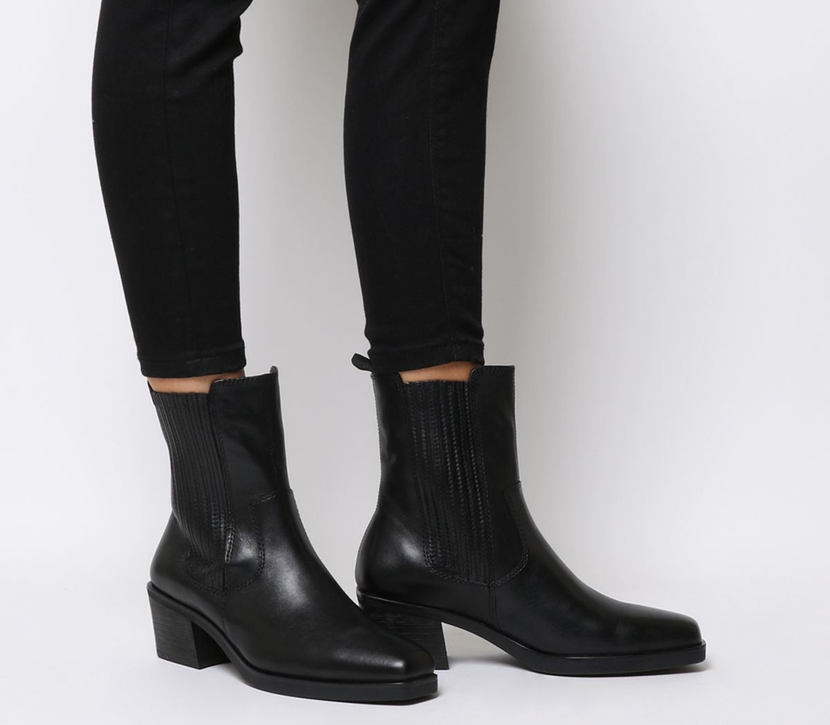 0ac6ef149df Simone High Chelsea Boots