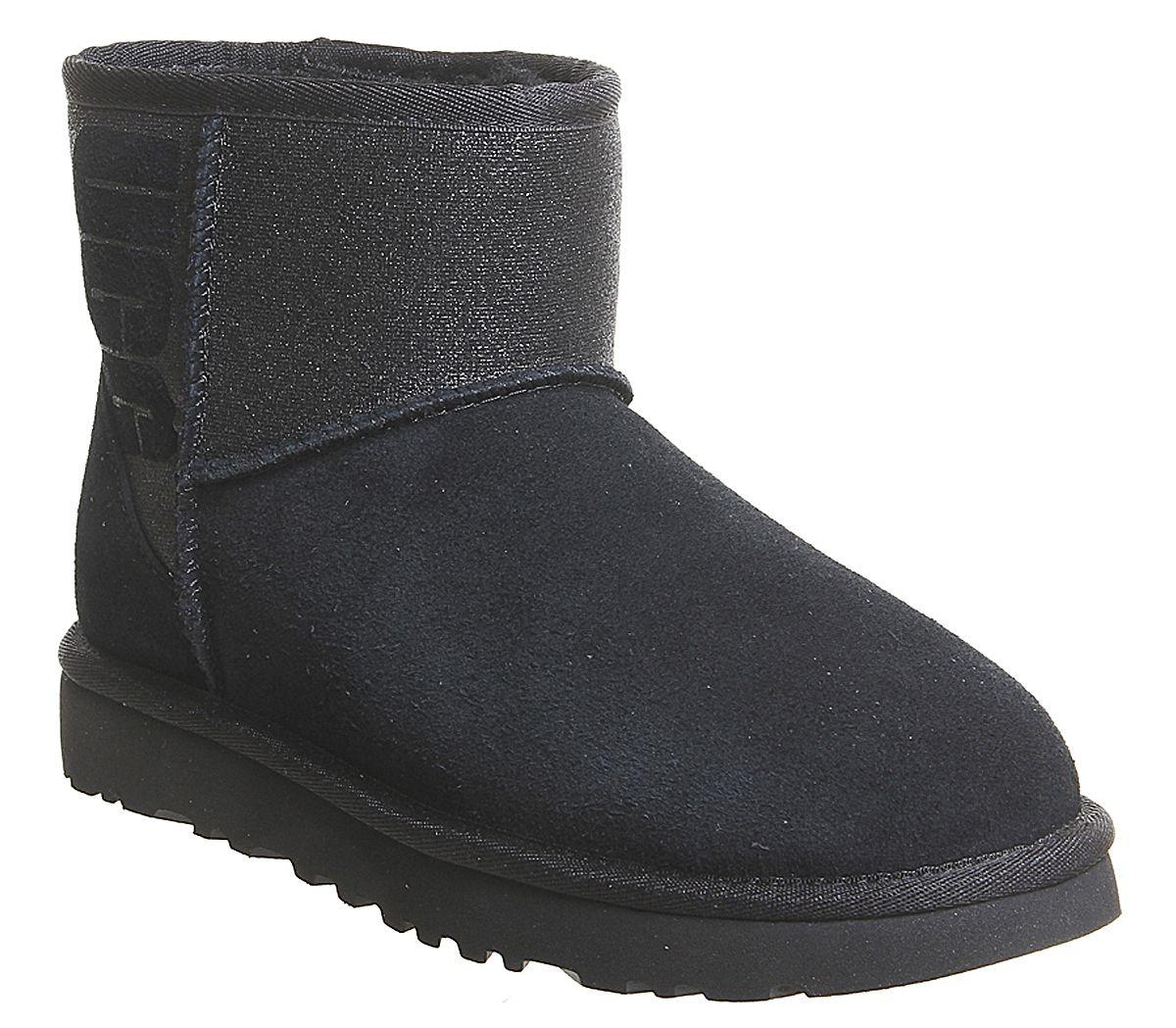 ee015b8df9c Classic Mini Ugg Sparkle Boots