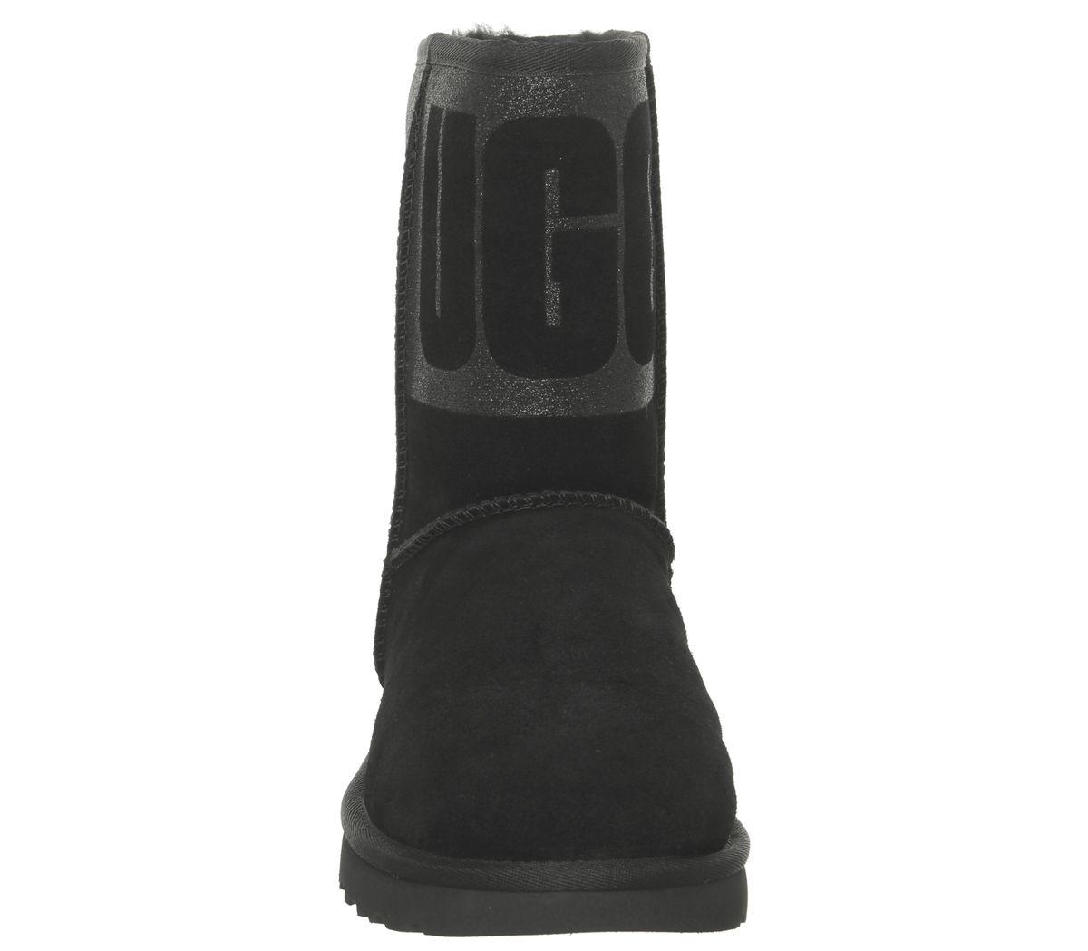 fd9acbc0c2e Classic Short Ugg Rubber Boots