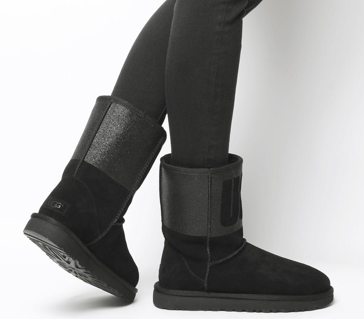 e6f07627c3f Classic Short Ugg Rubber Boots