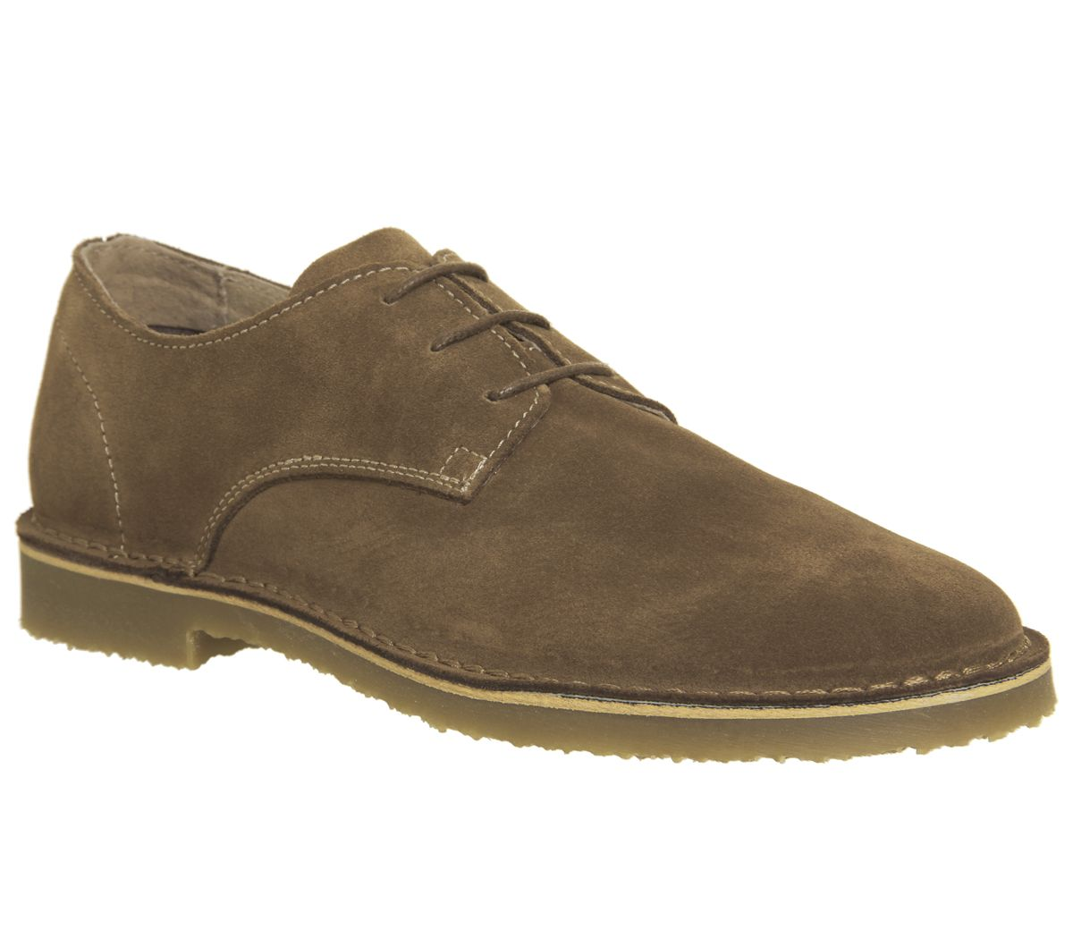 85bfce8f7 Office Inferno Desert Shoes Rust Suede - Casual