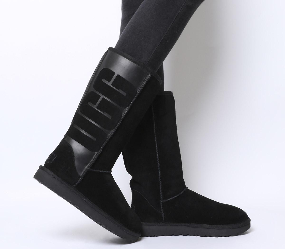 0b5c8e1fea1 Classic Tall Ugg Rubber Boots